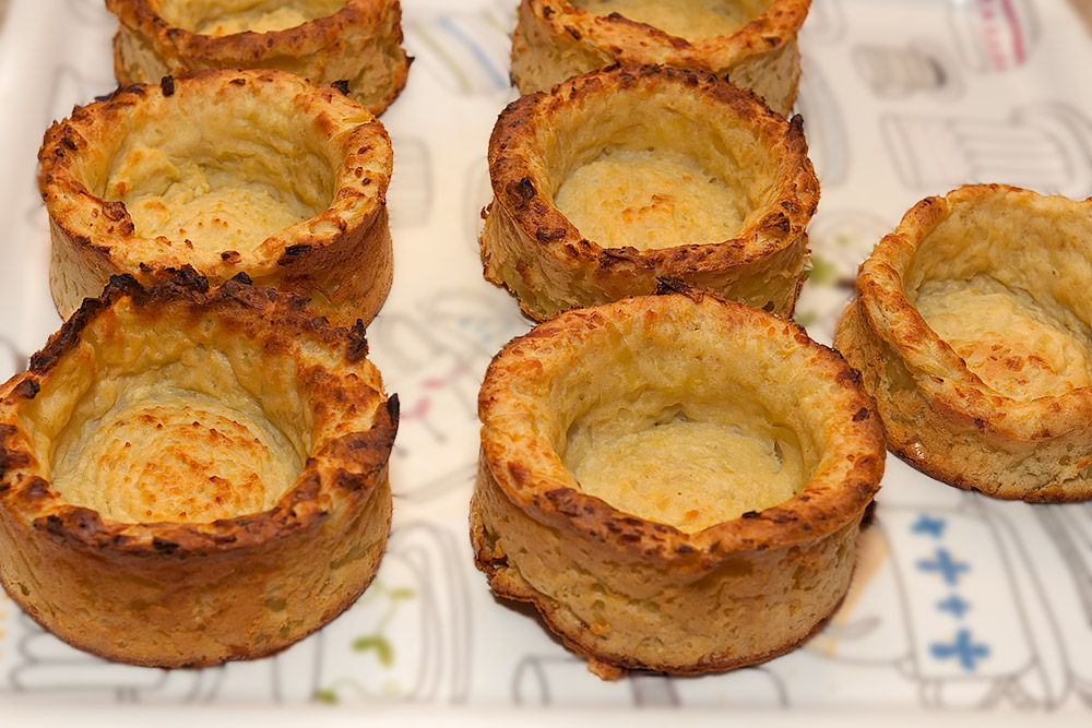 картофельные тарталетки рецепт