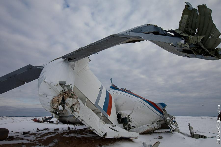 авиакатастрофа в мирном