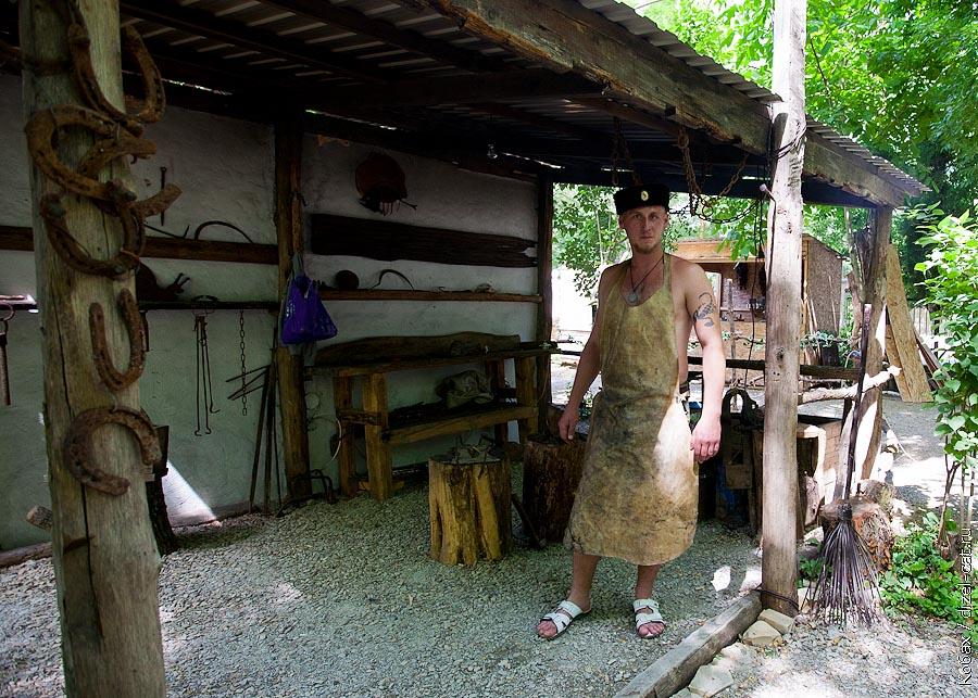 город кубанских мастеров