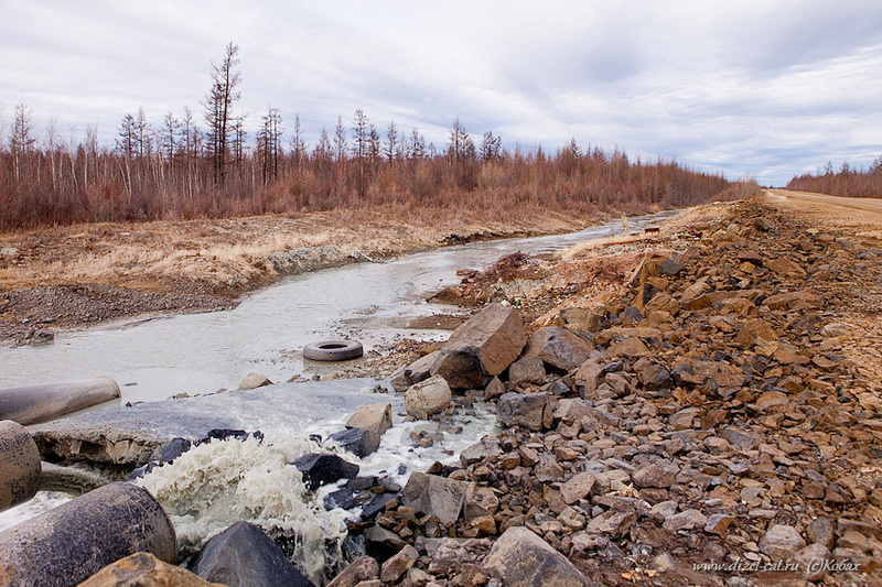 карьер мир якутия