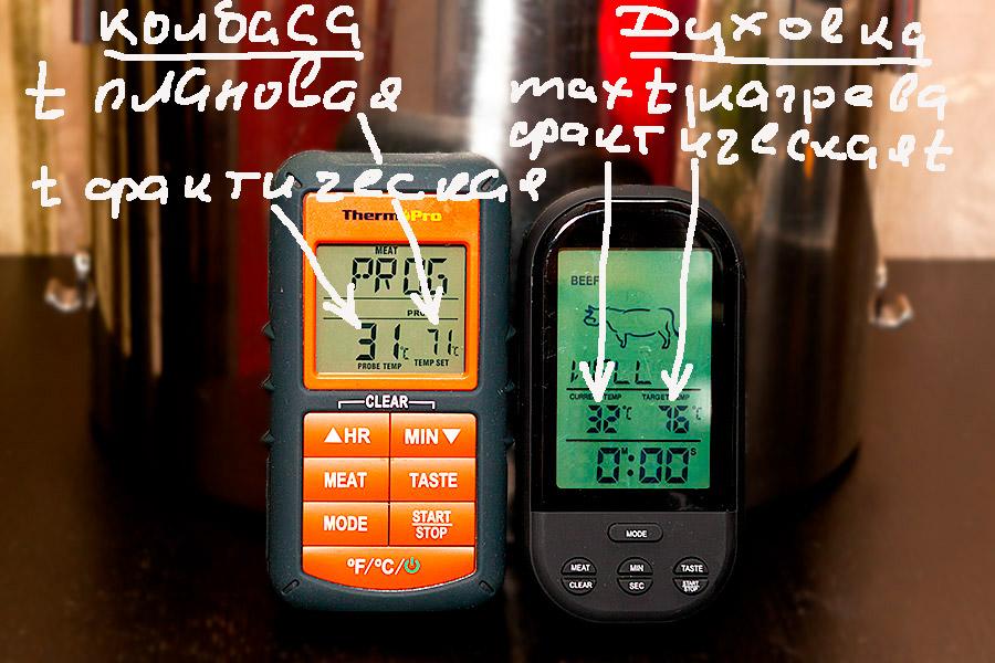 кухонные термометры как пользоваться