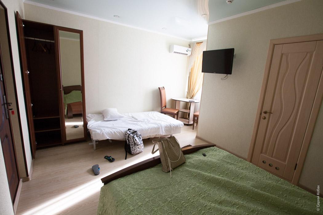 краснодар гостиница george