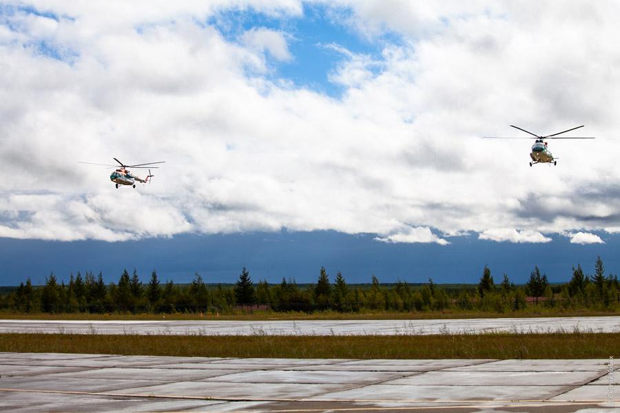 вертолет ми8 мап алроса